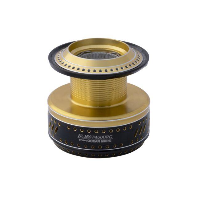 スタジオオーシャンマーク ノーリミッツ 15ソルティガ ST4500RC-BG(18) ブラックゴールド