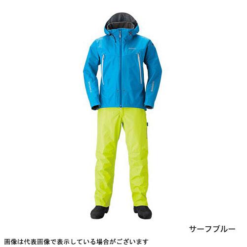 シマノ RA-025Q DSアドバンススーツ サーフブルー 2XL