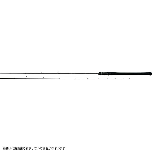 【ポイントアップ 4/1 10:00~4/8 09:59】ラグゼ JIGDRIVE(ジグドライブ)R B61L-solid (ベイトバットジョイント)