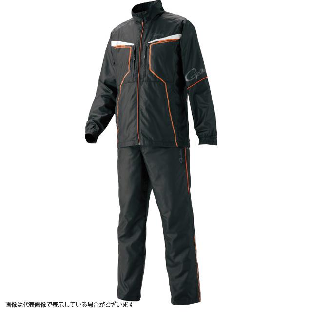 がまかつ GM3575 ウィンドブレーカースーツ オレンジ L