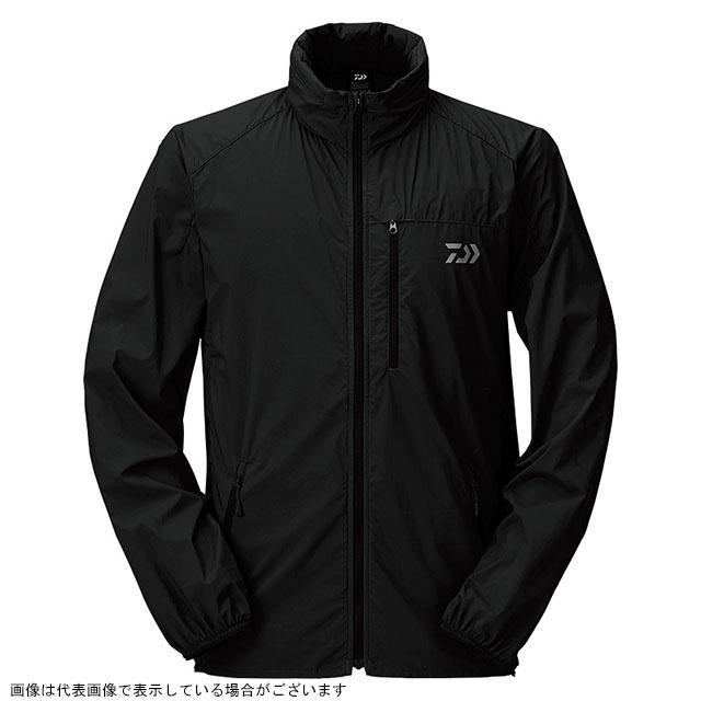 ダイワ DJ-33009 ポケッタブルウィンドジャケット ブラック XL