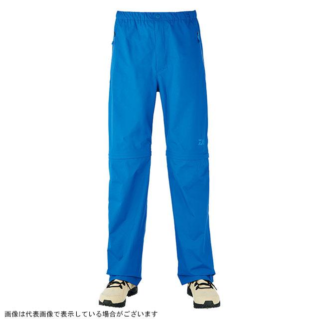 【お買い物マラソン 4月】ダイワ DR-32009P レインマックスデタッチャブルレインパンツ ブルー XL【4/9 20:00~4/16 01:59】