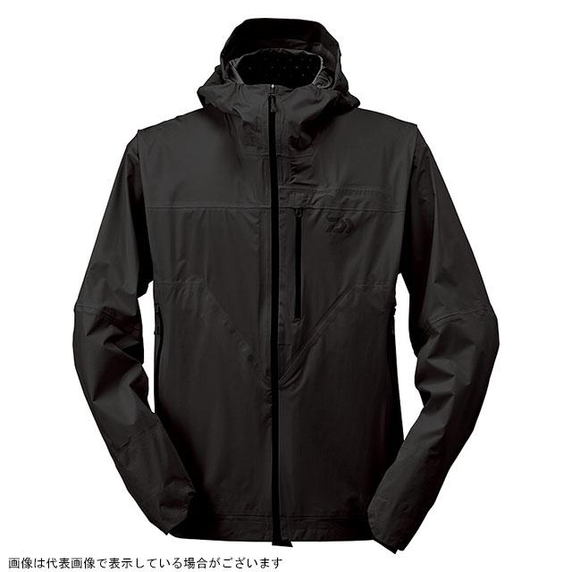 【お買い物マラソン 4月】ダイワ DR-32009J レインマックス ポケッタブルレインジャケット ブラック M【4/9 20:00~4/16 01:59】