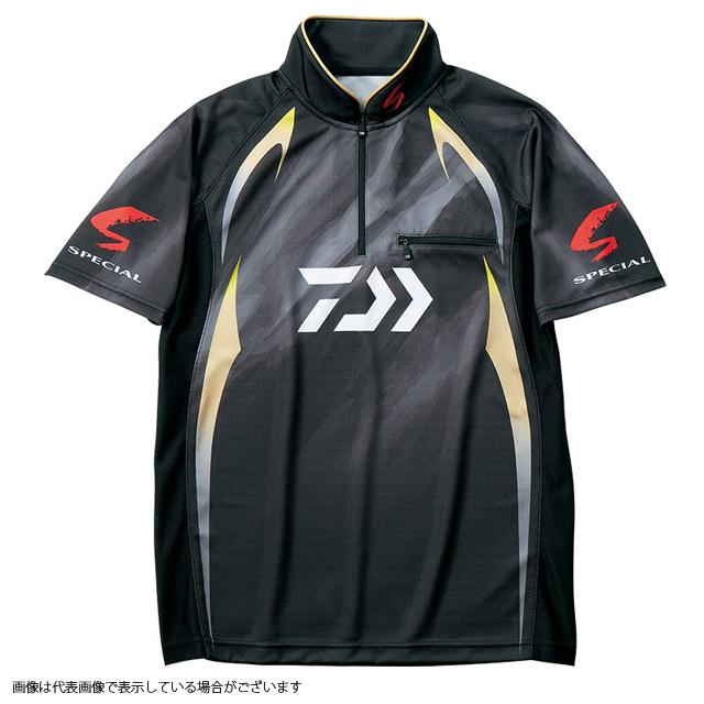 (予約品)ダイワ DE-71009 スペシャル アイスドライジップアップ長袖メッシュシャツ マスターブラック XL (3月-4月発売予定) ※他商品同時注文不可 ncayuwer