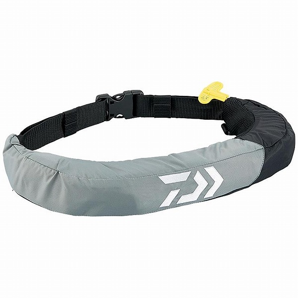 【ポイントアップ 4/1 10:00~4/8 09:59】ダイワ DF-2709 インフレータブルライフジャケット(TYPE-A) グレー フリー