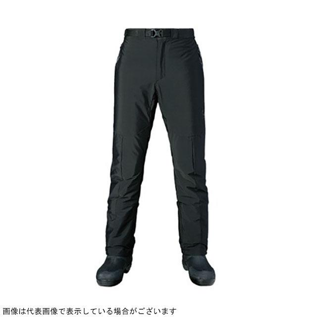 【ポイントアップ 4/1 10:00~4/8 09:59】シマノ PA-245R XEFO ストレッチサーマルパンツ ブラック XL
