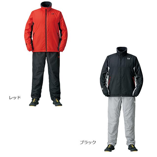 【特価】 ダイワ DI-52008 ウォームアップスーツ