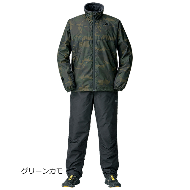 【お買い物マラソン 4月】ダイワ DI-52008 ウォームアップスーツ【4/9 20:00~4/16 01:59】