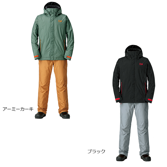 【特価】 ダイワ DW-35008 レインマックス ウィンタースーツ