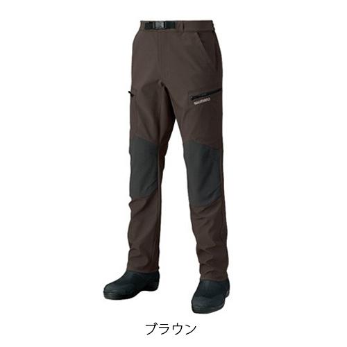 【ポイントアップ 4/1 10:00~4/8 09:59】シマノ PA-045Q 防風ストレッチパンツ