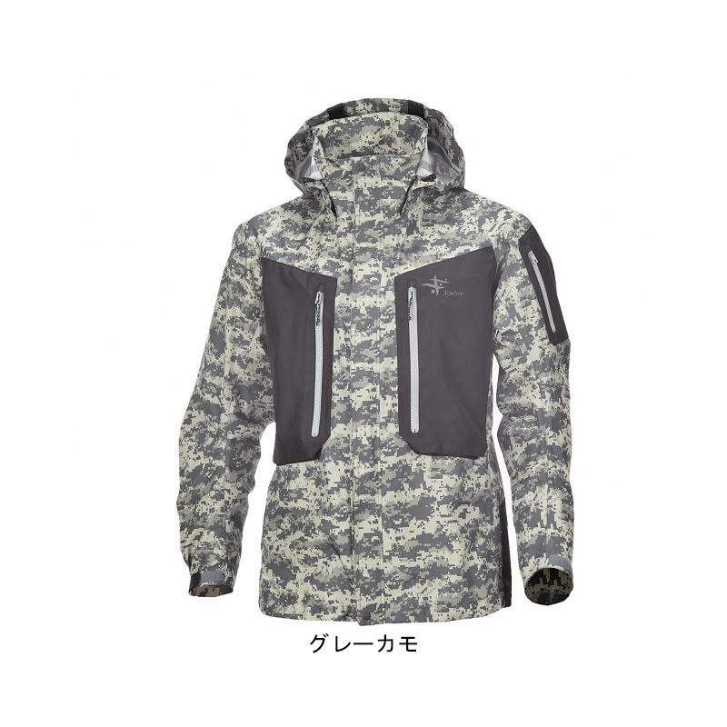 ティムコ ストーミーDSカモジャケット