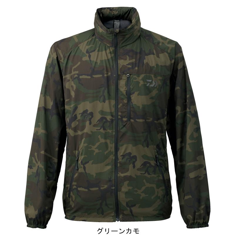 DJ-3307 ポケッタブルウインドジャケット