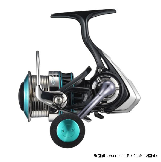 ダイワ(Daiwa) 16エメラスダス 2508PE スピニングリール