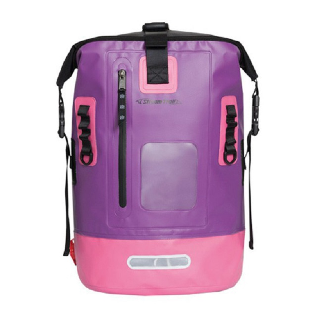 キャップス STREAMTRAIL Dry Tank 25L CB PURPLE/ROSY