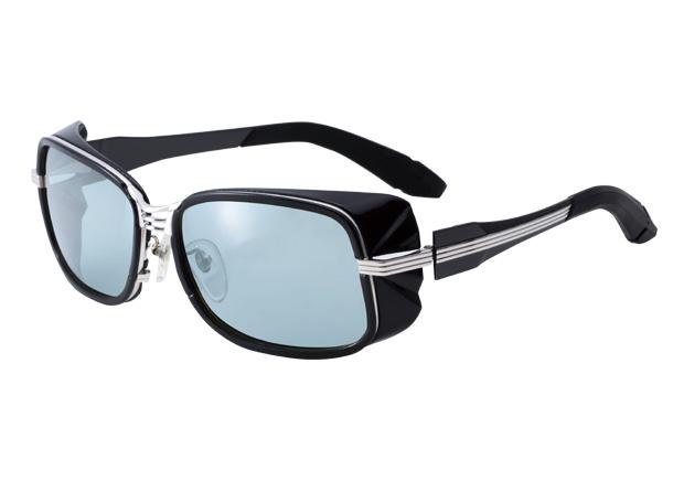 ZEAL OPTICS ジールオプティクス F-1521 ルマン Leman ブラック/シルバー MASTER BLUE/SILVER MIRROR