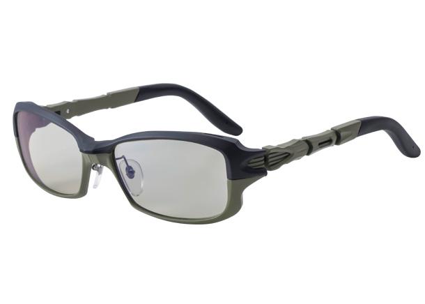 ZEAL OPTICS ジールオプティクス F-1564 ファントム Fantom ブラック/カーキ LITE SPORTS