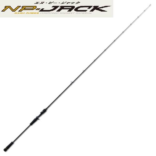 メジャークラフト NPジャック タイラバモデル NJB-68M/TR