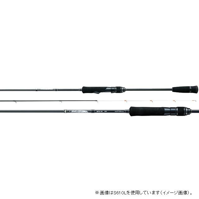 テイルウォーク ソルティシェイプダッシュ METALIKA S610L