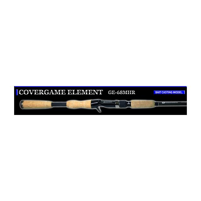 デプス (deps) ゲインエレメント GE-68MHR カバーエレメント (ベイト 1ピース )