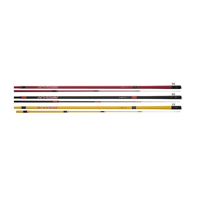宇崎日新 精魂 鯉 競技BX 二十一尺 6306 (黒)