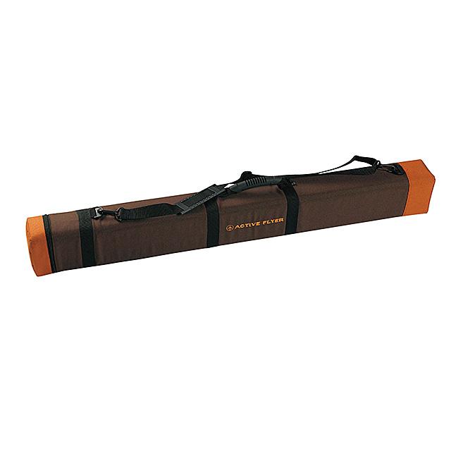 ティムコ アクティブフライヤーロッドケース ラージ 120cm ブラウン