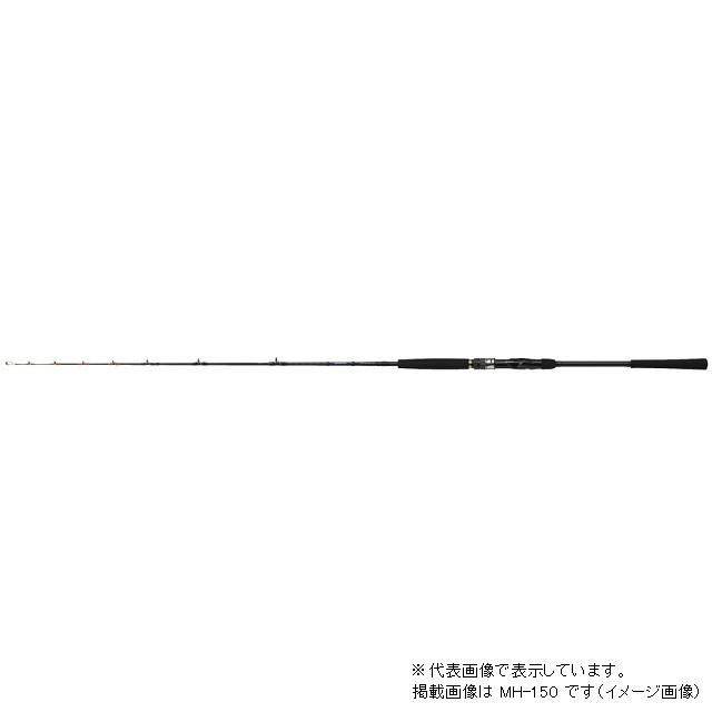 ダイワ ビシアジX MH-150