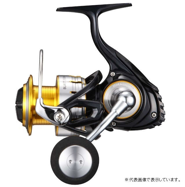 【スーパーSALEエントリー10倍最大43倍】ダイワ(Daiwa) リール 16 ブラスト 4000 スピニングリール