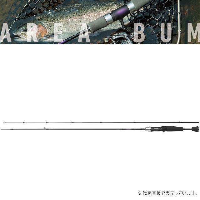 【エントリーでポイントup】 ダイワ AREA BUM (エリアバム) 60L-B(ベイトキャスティングモデル) 【期間6/10 10:00~6/13 09:59】