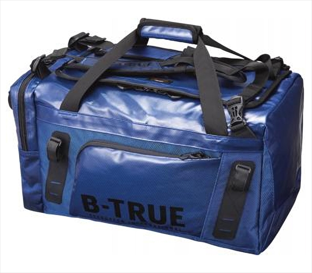 エバーグリーン B-TRUE 2WAYツアーバッグ ブルー