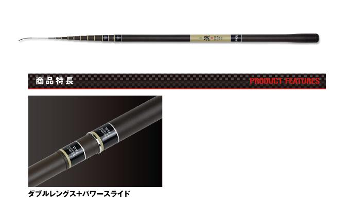 プロックス KPSS4550 渓パワースライドSX 45/50