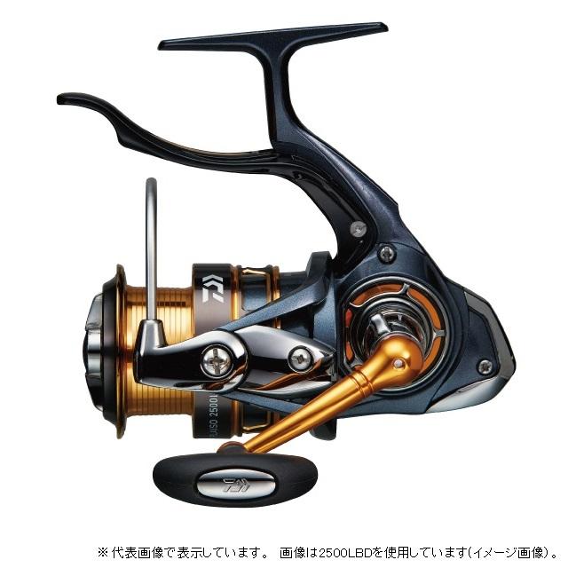ダイワ(Daiwa) 16プレイソ 3000H-LBD スピニングリール