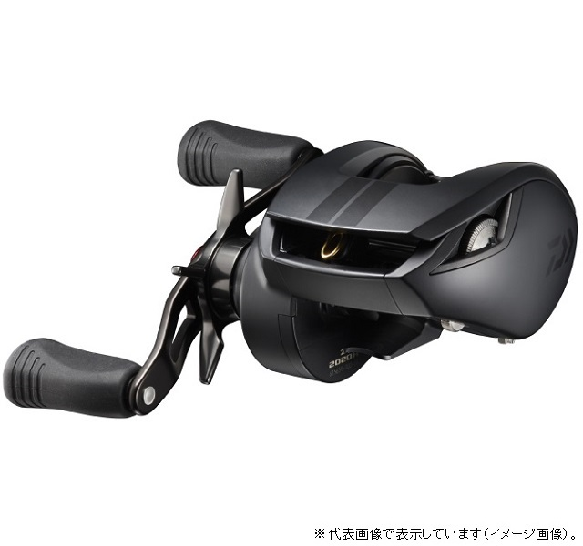 ダイワ(Daiwa) Z 2020 SHL BLACK LTD (左ハンドル) ベイトリール
