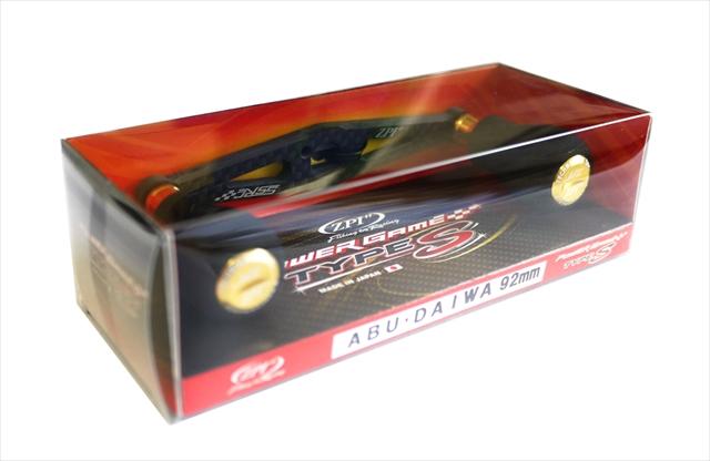 オフィス ZPI PGカーボンハンドル タイプS PG-TS92AD-G