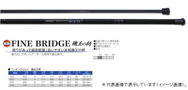 ファインブリッジ(FINEBRIDGE) 磯玉の柄 500