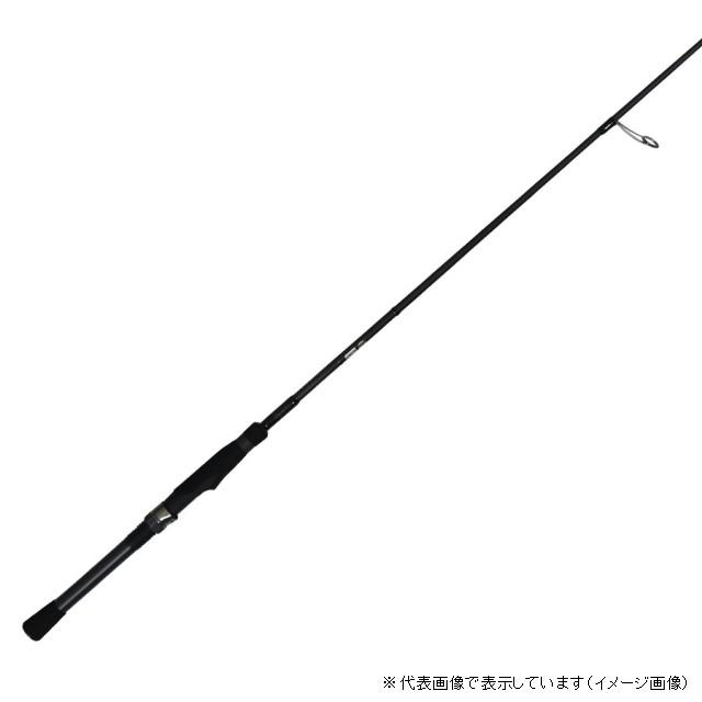 バレーヒル ブラックスケール XX-SP BKXS-68LX ( スピニング1ピース)