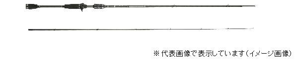 ABU(ピュアフィッシング) ソルティ スタイル ベイトフィネス STBC-6102ULT-KR