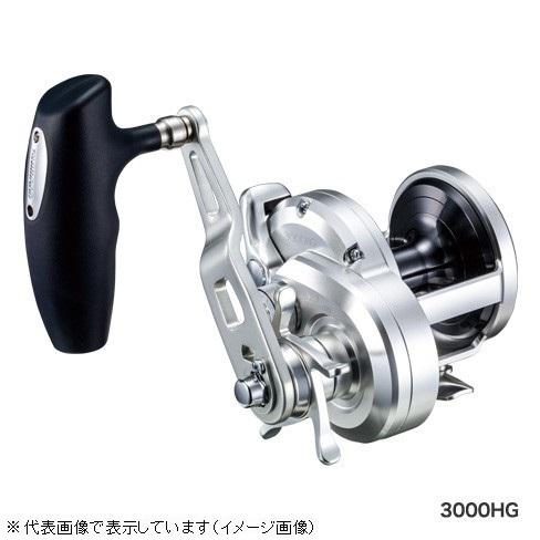 シマノ 16 オシアジガー 3000HG (右ハンドル)