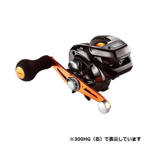 シマノ バルケッタ BB 600HG (右ハンドル)