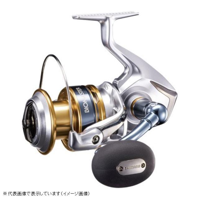 シマノ 16 バイオマスタ-SW 6000HG