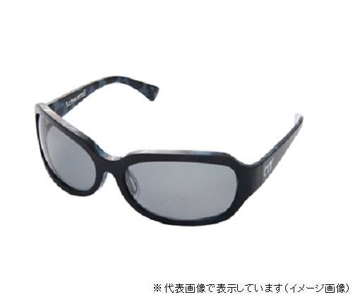 CLT偏光グラス Schwartzi(シュワルツィ) ブルーカモ/ブルースモーク