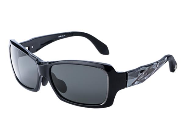 バニーウォーク 偏光サングラス BW-0170F ブラック×グレーカモ