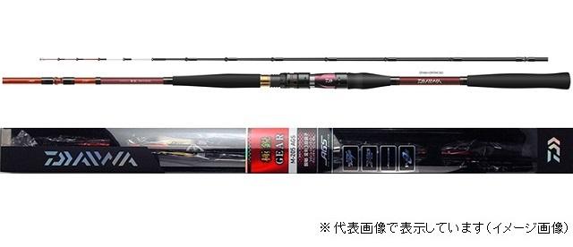 ダイワ 極鋭 ギア M-180 AGS  【np194rod】