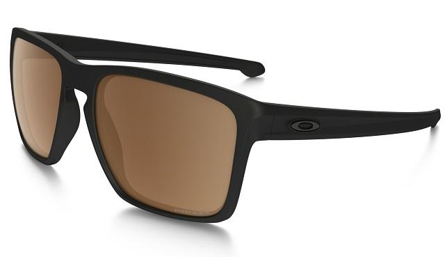 オ-クリ- スライバ-XL 009346-1457 Matte Black/Prizm Tungsten Pola