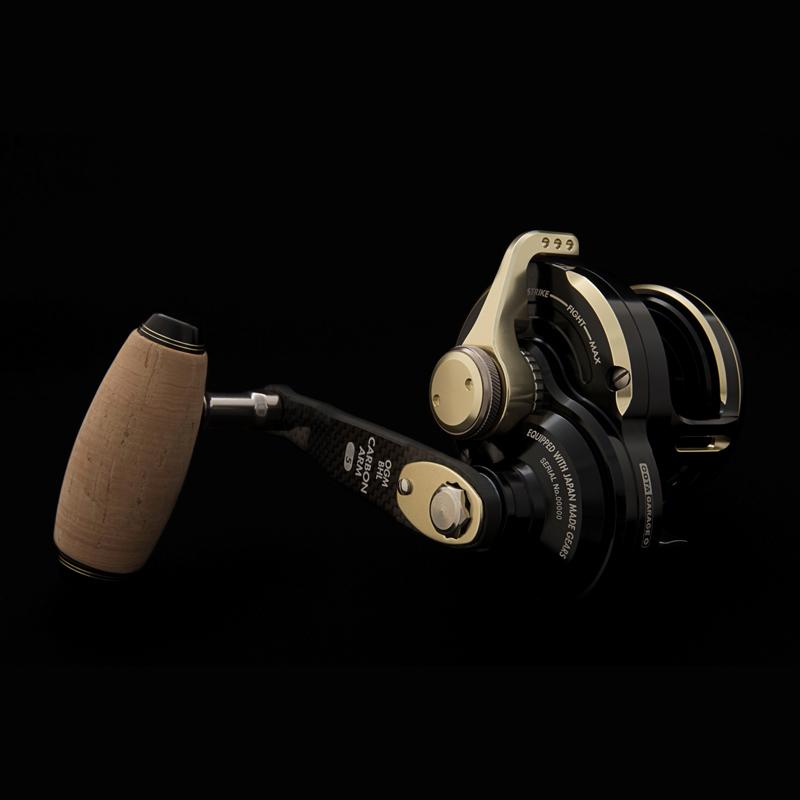 スタジオオーシャンマーク ブルーヘブン 大田ガレージモデル BH L30Hi/R S2T-BG(17)/コルクグリップ(右ハンドル)
