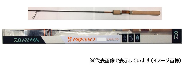 ダイワ プレッソ (PRESSO) 60UL・V