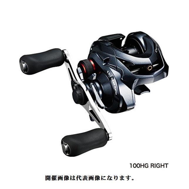 シマノ 16 カシータスMGL100 (右ハンドル)