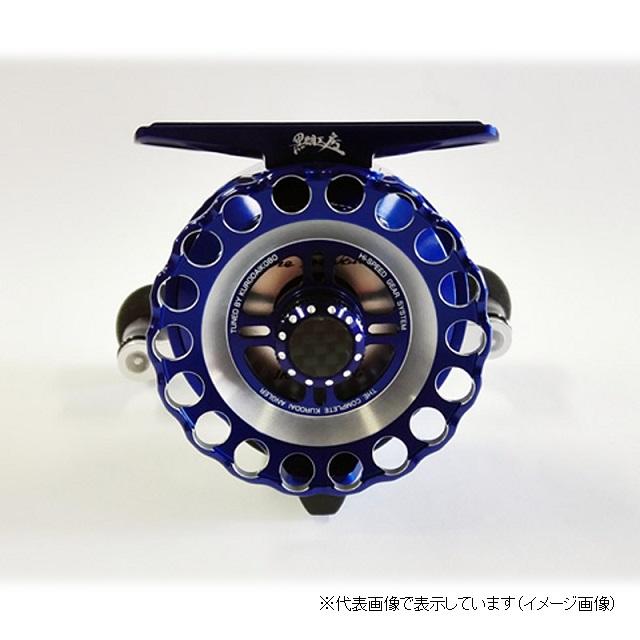 黒鯛工房 カセ筏師 THE センカン イカダ 60HG-SB(L) 左 シルバー/ブルー