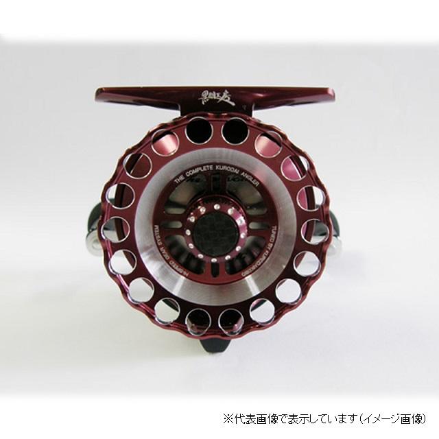 黒鯛工房 カセ筏師 THE センカン イカダ 60HG-SR(L) 左 シルバー/レッド