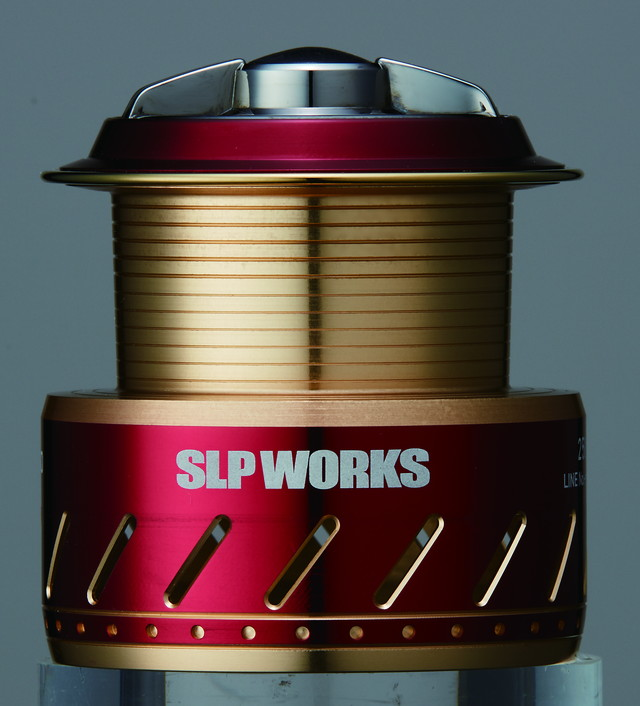 ダイワ SLPワークス RCS ISOスプール 2500RD レッド