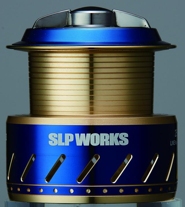 ダイワ SLPワークス RCS ISOスプール 2500BL ブルー